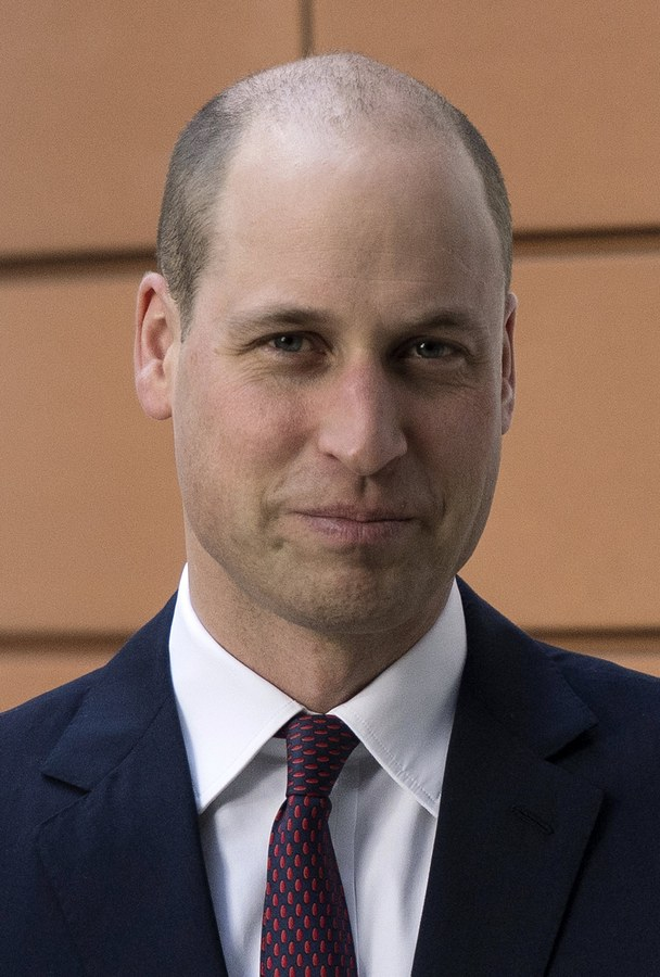 epa06450190 Britain's Prince William, Duke of Cambridge arrives for a visit to Evelina London Children's Hospital, Central London, Britain, 18 January 2018. EPA/WILL OLIVER