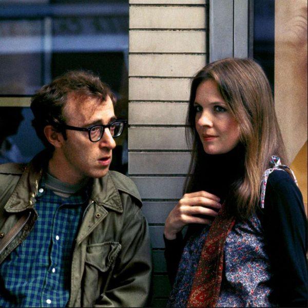 Οι δύο ηθοποιοί στον «Νευρικό Εραστή» του 1977 (United Artists)