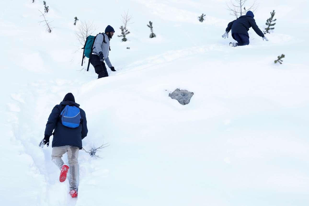 Ο δρόμος για ένα καλύτερο αύριο περνά μέσα από τα χιονισμένα μονοπάτια των Αλπεων