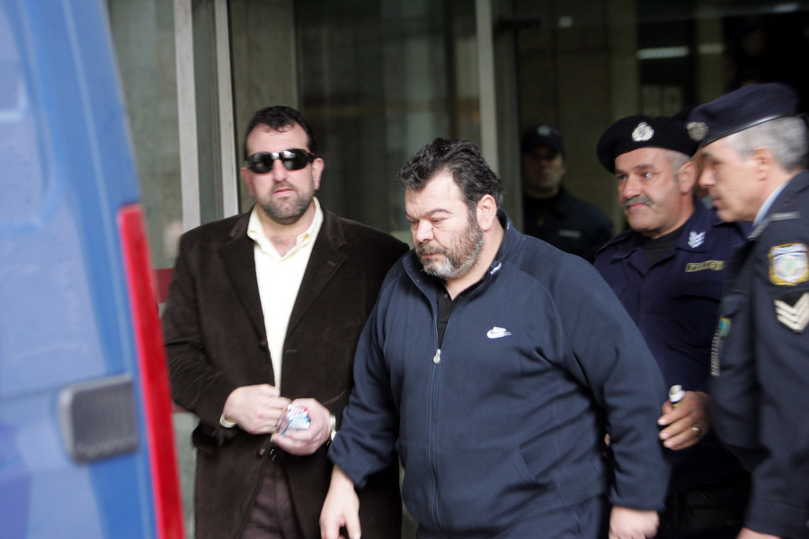 Ο Βασίλης Στεφανάκος (φωτογραφία αρχείου) ΑΠΕ/ΜΠΕ