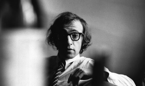 US writer, actor and film director Woody Allen. (Photo by Evening Standard/Getty Images)