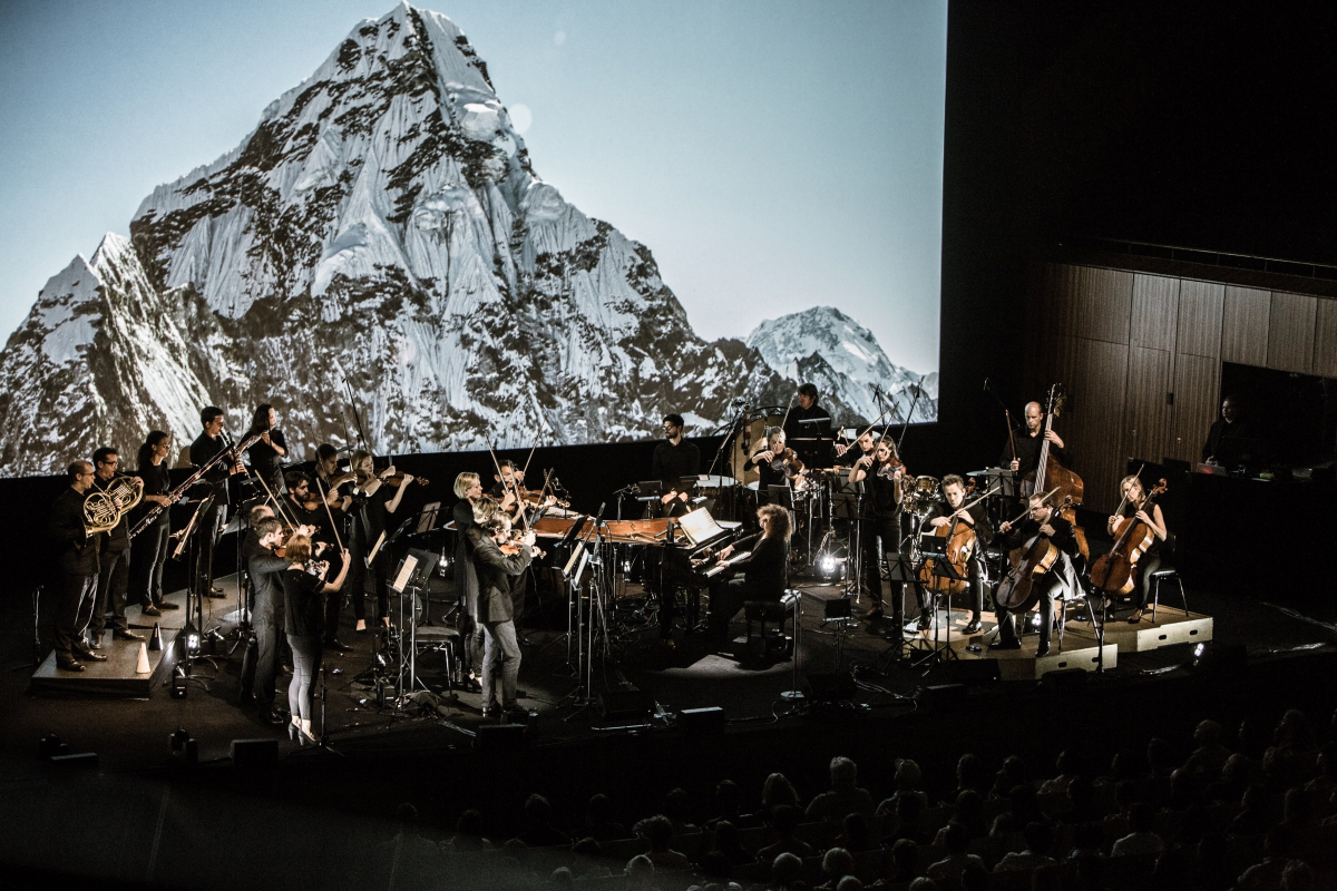 Mountain In Concert