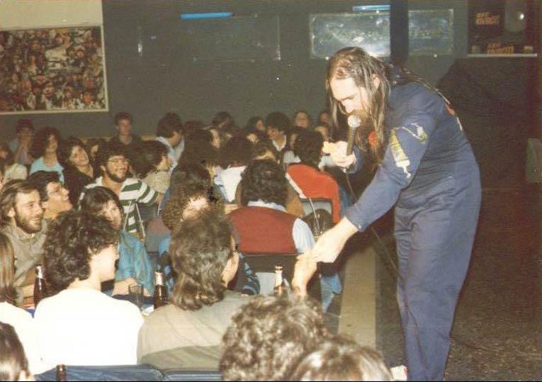 Στο «Κύτταρο» το 1983