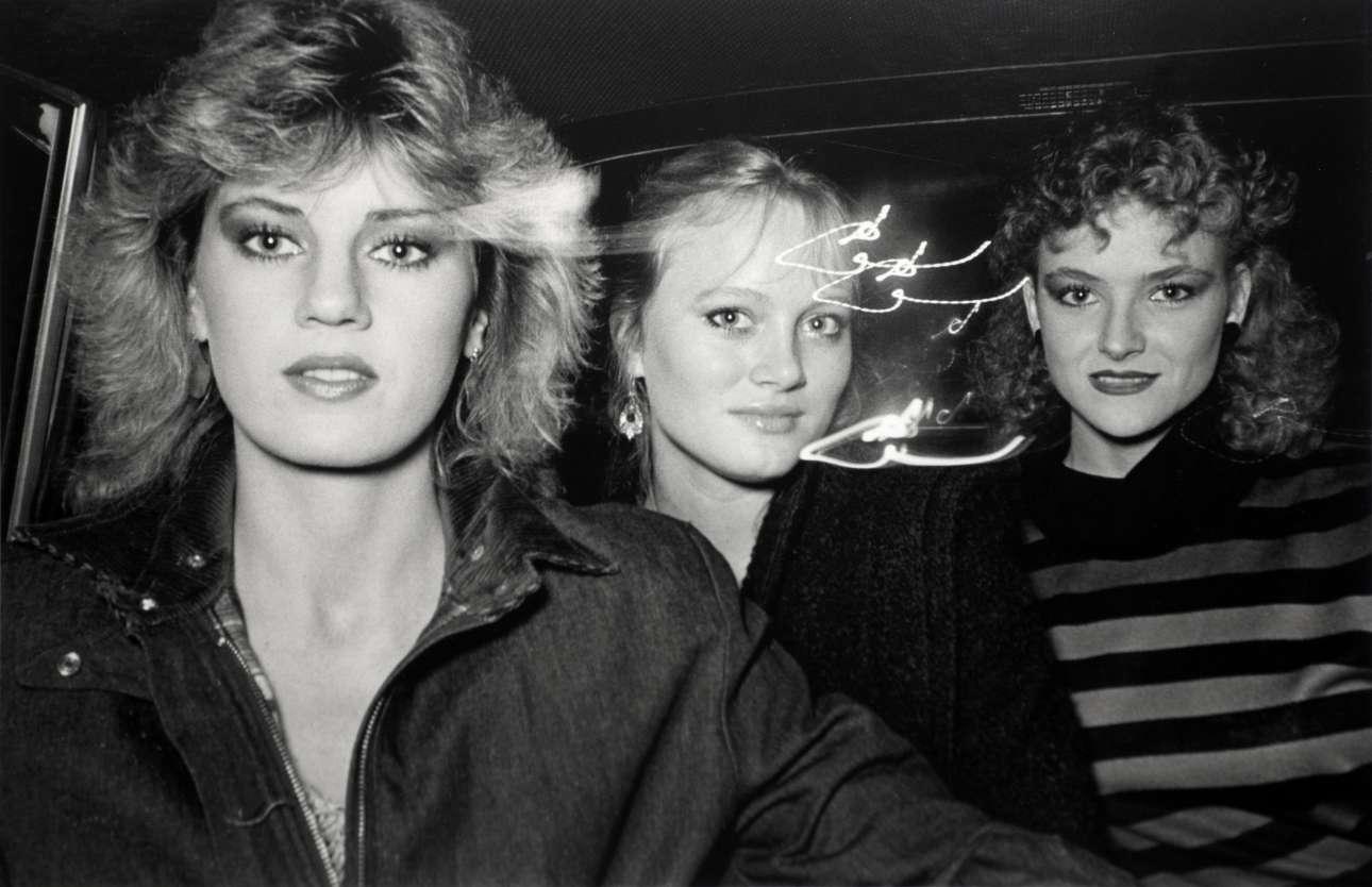 «Με εκστασιάζεις όταν οδηγείς δίπλα μου» («You Put Me on Ecstasy When You Ride Next to Me»), 1982