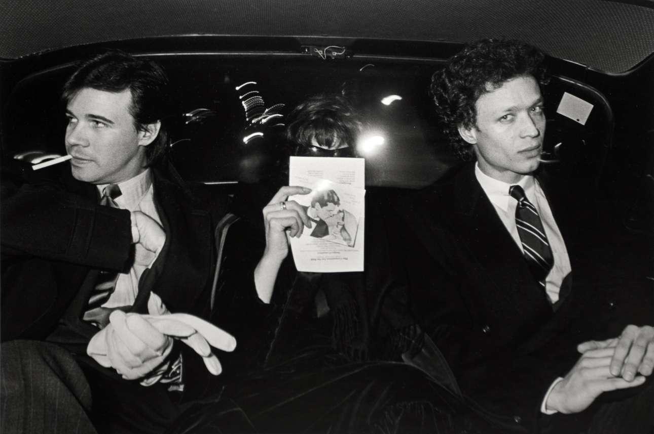 «Οδηγώντας με ονειρικούς, ερωτευμένους εραστές» («Riding with Dream Lovers in Love»), 1983
