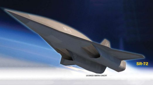 Αυτό είναι το αεροσκάφος που προορίζει για διάδοχο του SR-71 η Lockheed Martin
