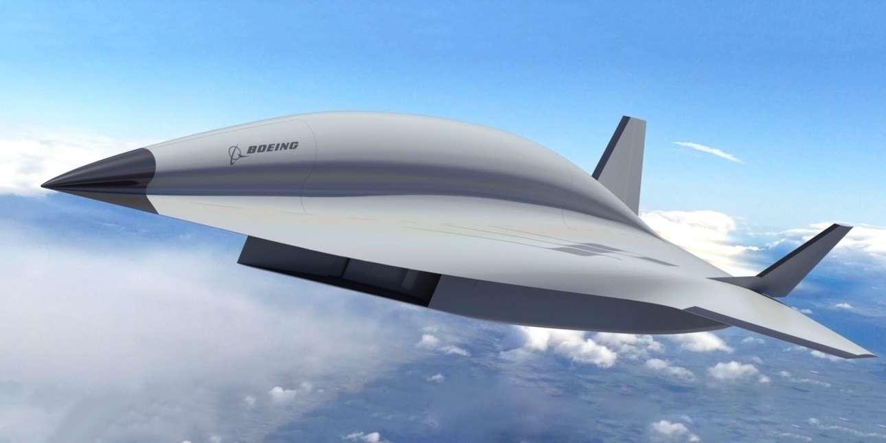 Αυτό είναι το αεροσκάφος που φιλοδοξεί να κατασκευάσει ως διάδοχο του Blackbird η Boeing