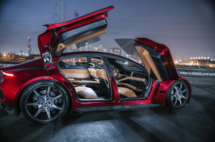 Το Fisker Emotion είναι ένα πραγματικά πολύ εντυπωσιακό ηλεκτρικό αυτοκίνητο με καταπληκτικές δυνατότητες και επιδόσεις για την κατηγορία του