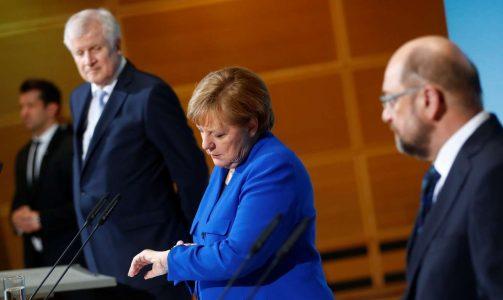 germany coalition