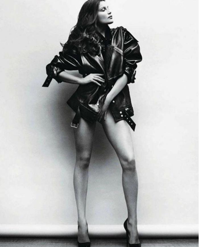 Για τη γαλλική Vogue από τον εμβληματικό φωτογράφο Μάριο Τεστίνο