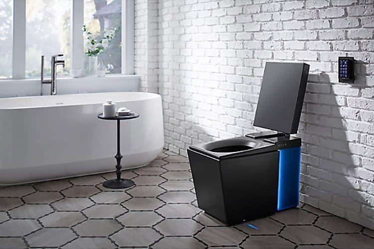 Η Numi προσπαθεί να κάνει ευχάριστη την παραμονή και χρήση στην τουαλέτα
