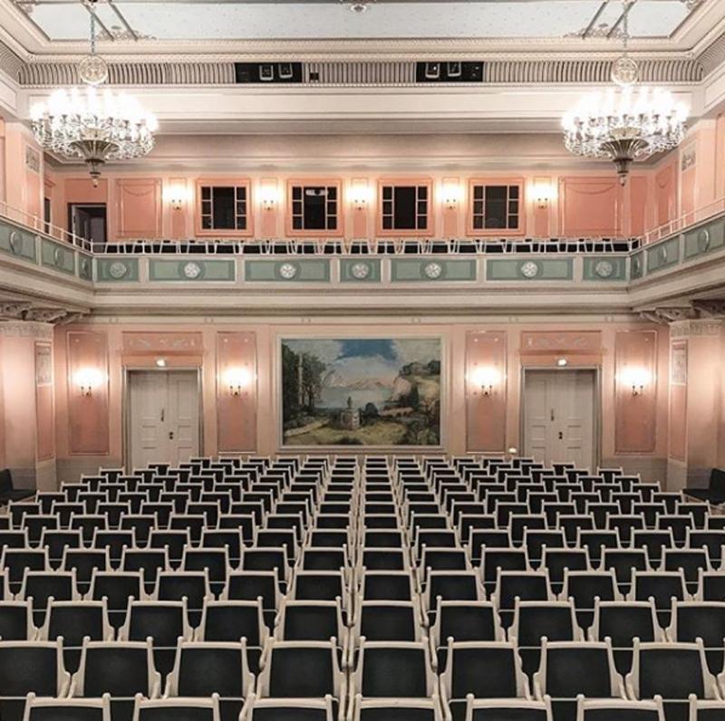 Συναυλιακός χώρος στην περιοχή Μίτε του Βερολίνου