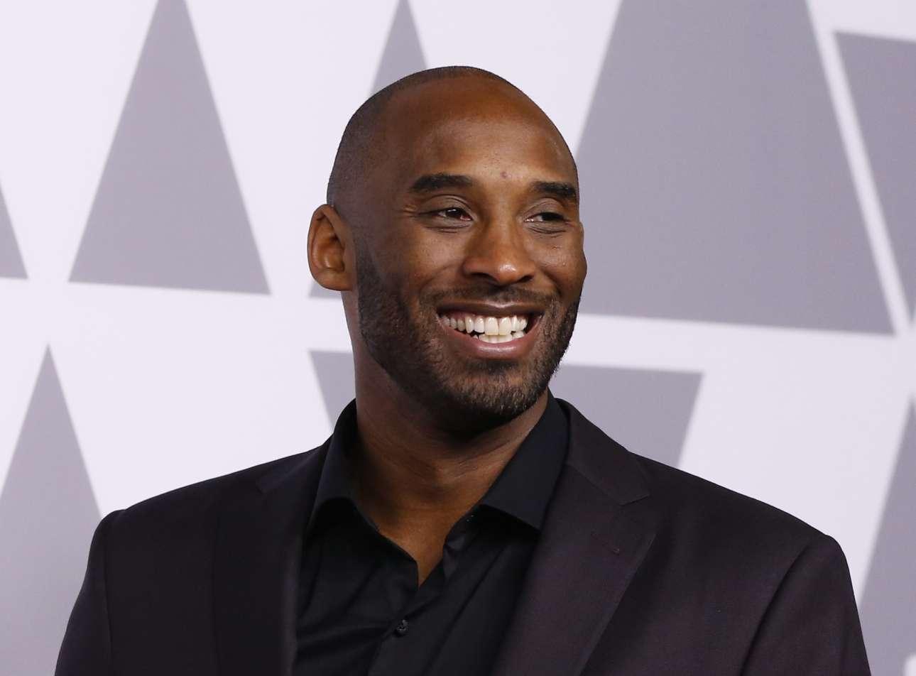 Ο βετεράνος του μπάσκετ Κόμπι Μπράιαντ, ένας σταρ του Λος Αντζελες, o οποίος εφέτος είναι υποψήφιος για την καλύτερη ταινία μικρού μήκους στην κατηγορία των κινουμένων σχεδίων. Ονομα του φιλμ «Dear Basketball»