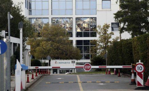 Τα γραφεία της Novartis στη Μεταμόρφωση Αττικής ΙΝΤΙΜΕΝΕWS/ΣΤΕΦΑΝΟΥ ΣΤΕΛΙΟΣ