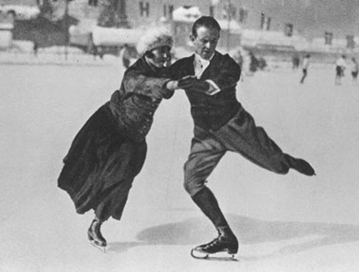 Η ενδυματολογική εμφάνιση της πλειοψηφίας των αθλητών των Ολυμπιακών Αγώνων του 1924 παρέπεμπε σε πρωινή... βόλτα