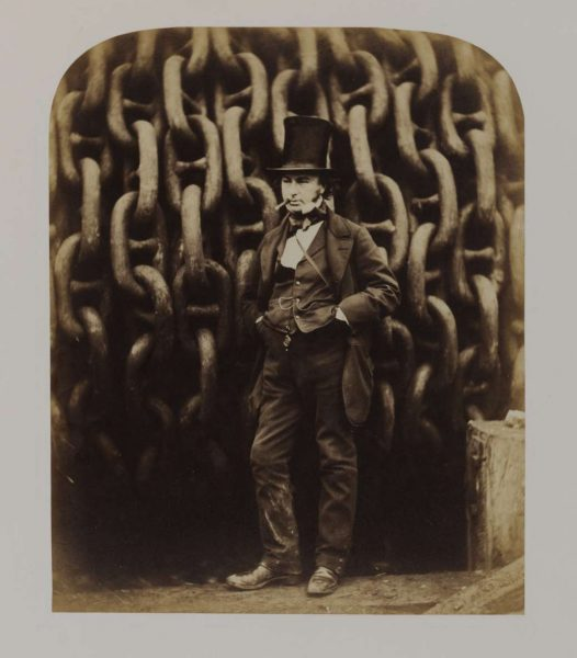 Isambard_Kingdom_Brunel_and_the_launching_chains_of_the_Great_Eastern_Robert_Howlett_United_Kingdom_1857__Victoria_and_Albert_Museum_London