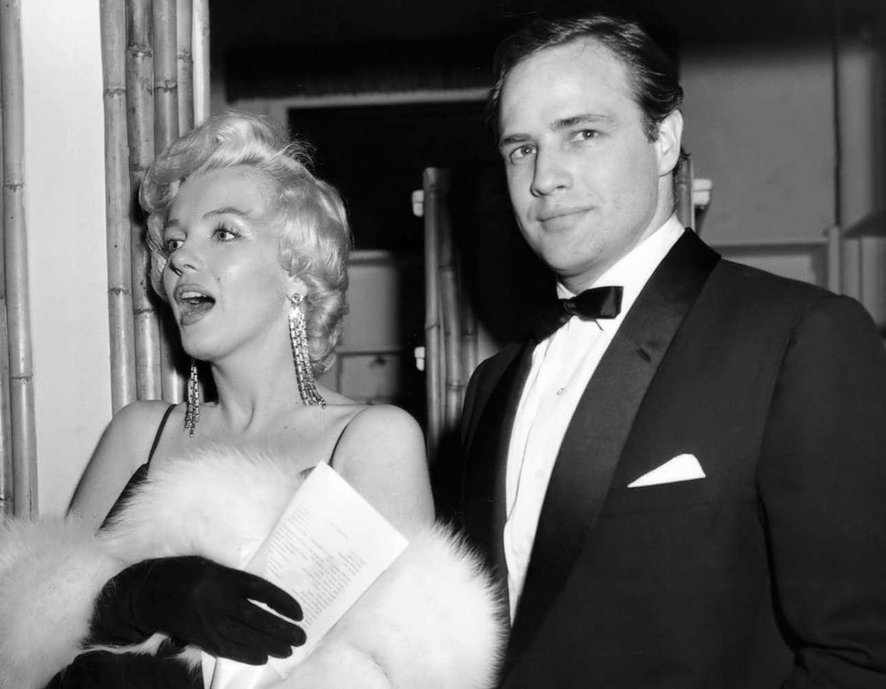 Marilyn-Brando