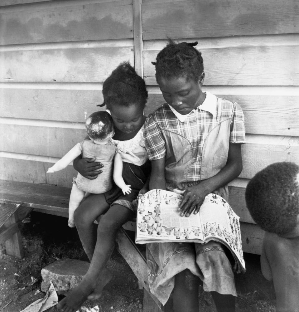 Παιδιά μεταναστών, γεωργικών εργατών, στη Νέα Υόρκη το 1951