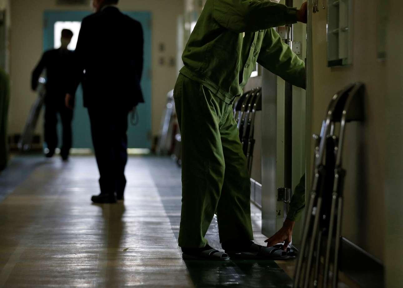 Ιαπωνία: Οταν η φυλακή γίνεται (σχεδόν) οίκος ευγηρίας για τις ηλικιωμένες