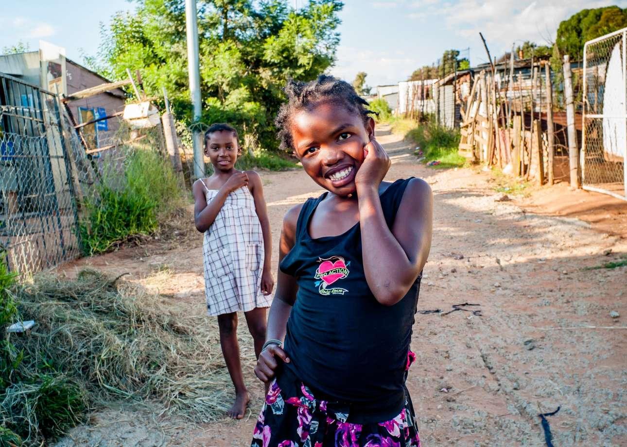 Φιναλίστ κατηγορία Πορτφολιο. Η καθημερινή ζωή στο Σοβέτο της Νότιας Αφρικής μέσα από ειλικρινή καρέ