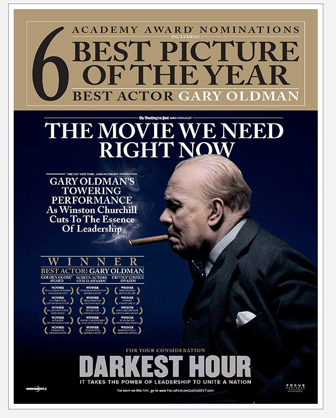 5 The Darkest Hour