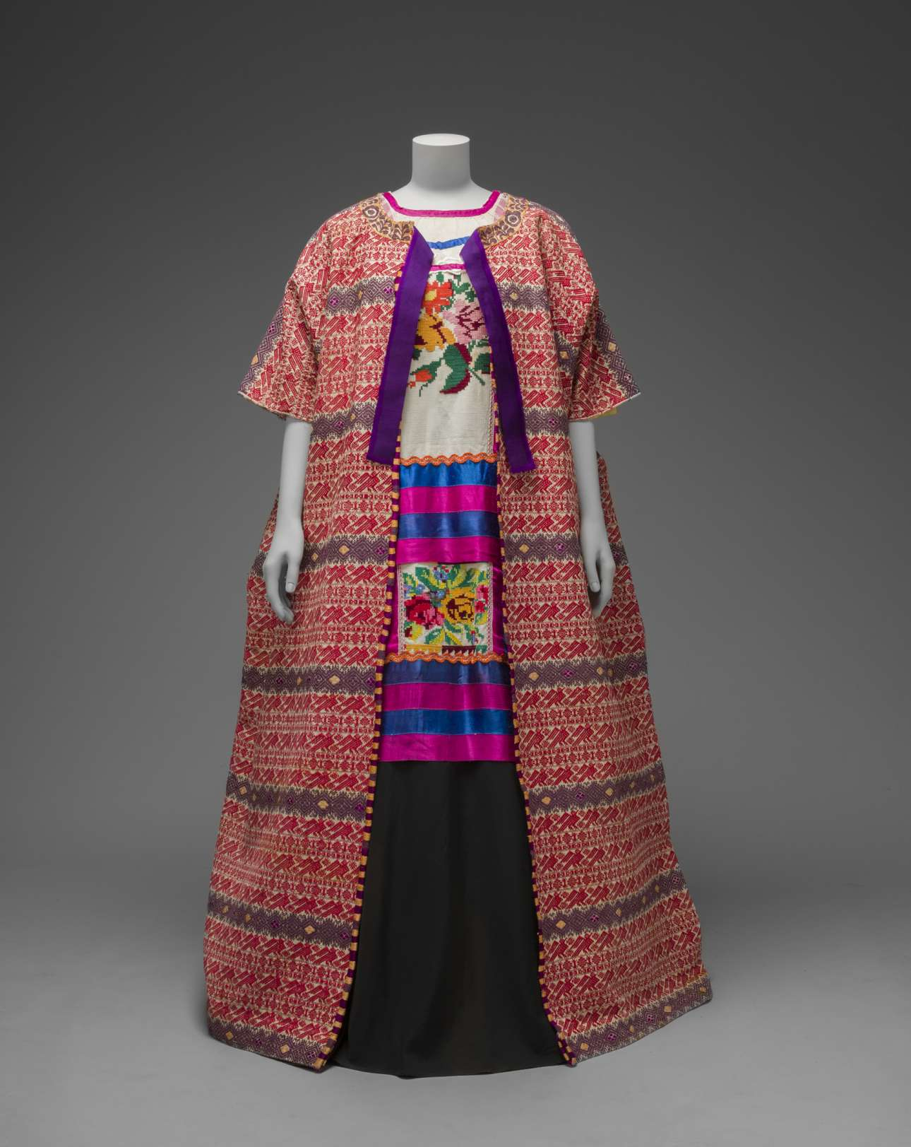 Guatemalan cottoncoat