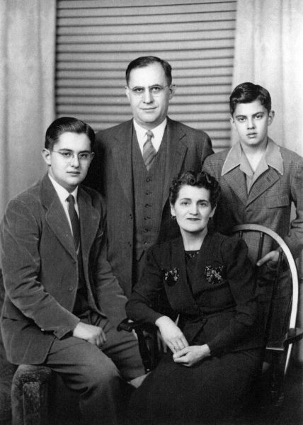 Peterson-Family