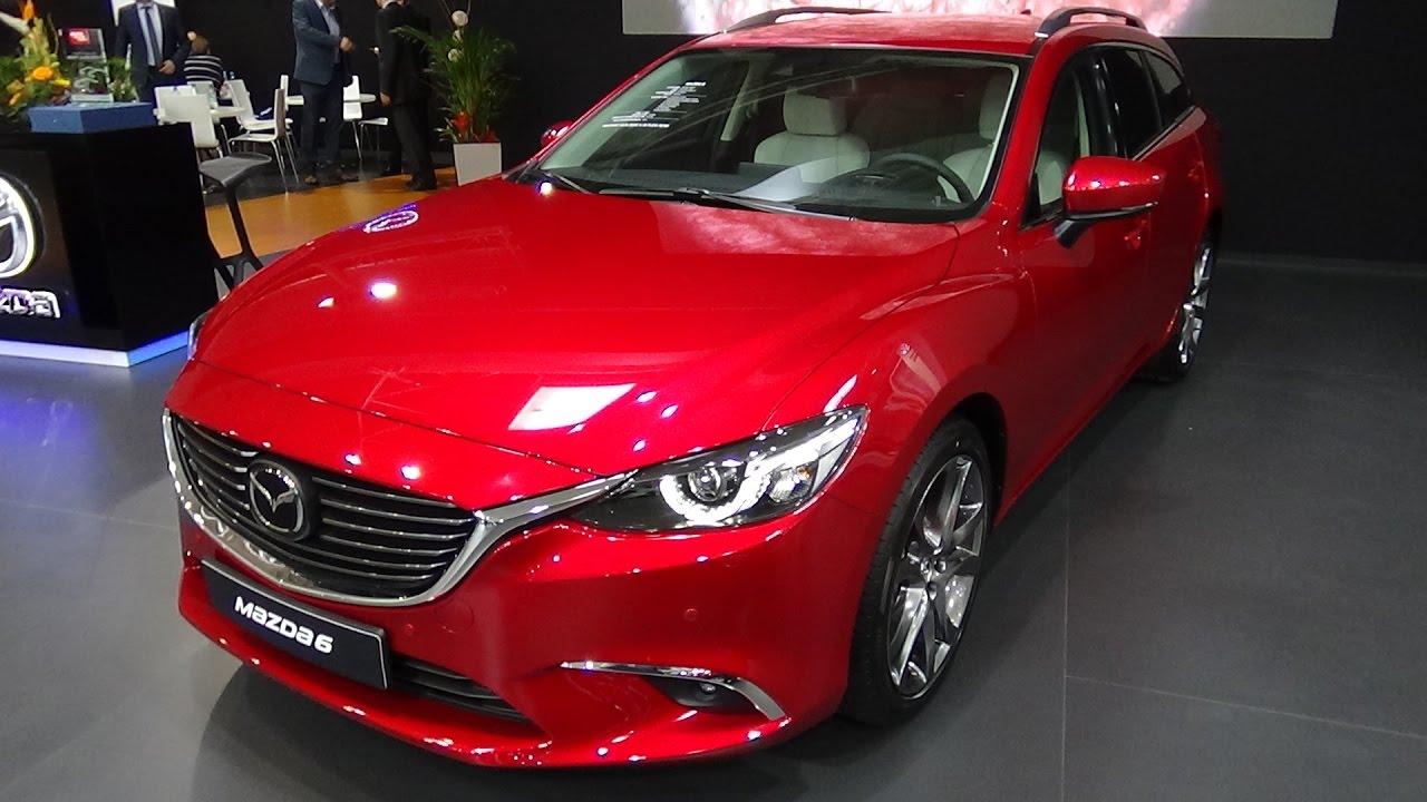 Mazda6 Wagon: Με βάση το σεντάν μοντέλο, και το στέισον Mazda6 αποκτά ένα νέο εμπρόσθιο τμήμα, με διαφοροποιημένο προφυλακτήρα, καθώς και περισσότερες χρωμιωμένες λεπτομέρειες. Στο εσωτερικό, αναμένουμε περισσότερα στοιχεία τεχνολογίας, ενώ η Mazda τονίζει ότι υπάρχουν και νέα καθίσματα. Βελτιώσεις έχουν γίνει και στο πεδίο της ηχομόνωσης και γενικότερα του θορύβου που φθάνει στην καμπίνα των επιβατών, ενώ έχει βελτιωθεί η αεροδυναμική απόδοση του αυτοκινήτου. Οι αλλαγές ολοκληρώνονται με τα περισσότερα διαθέσιμα συστήματα ενεργητικής ασφάλειας, αλλά και τις αναβαθμίσεις στους κινητήρες SKYACTIV.
