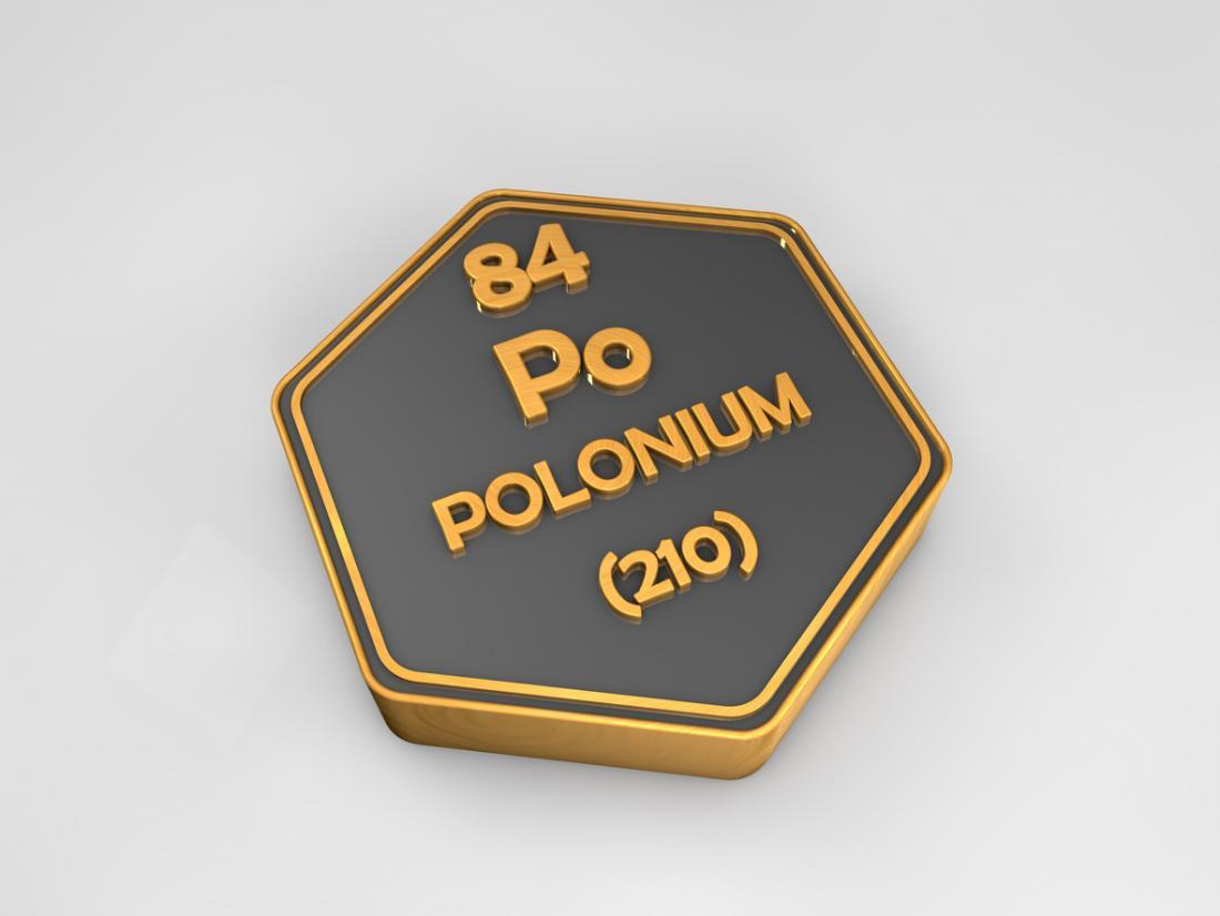 Το πολώνιο 210 είναι από τους νέους πιο επικίνδυνους νευροτοξικούς παράγοντες