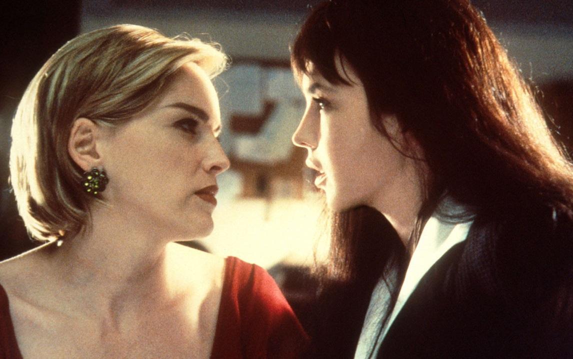 Με την Ιζαμπέλ Ατζανί στις «Διαβολογυναίκες» (1996)