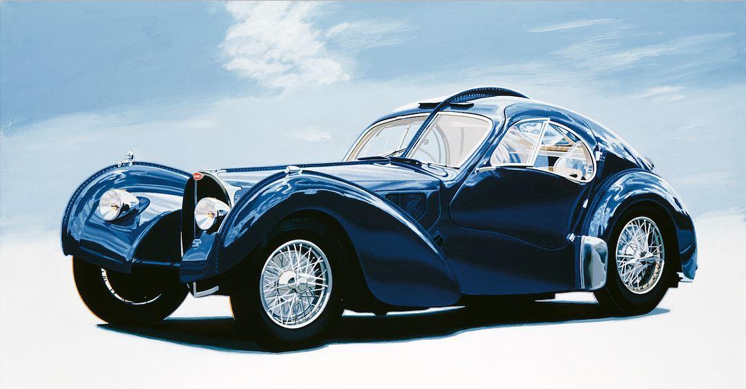Bugatti του 1936
