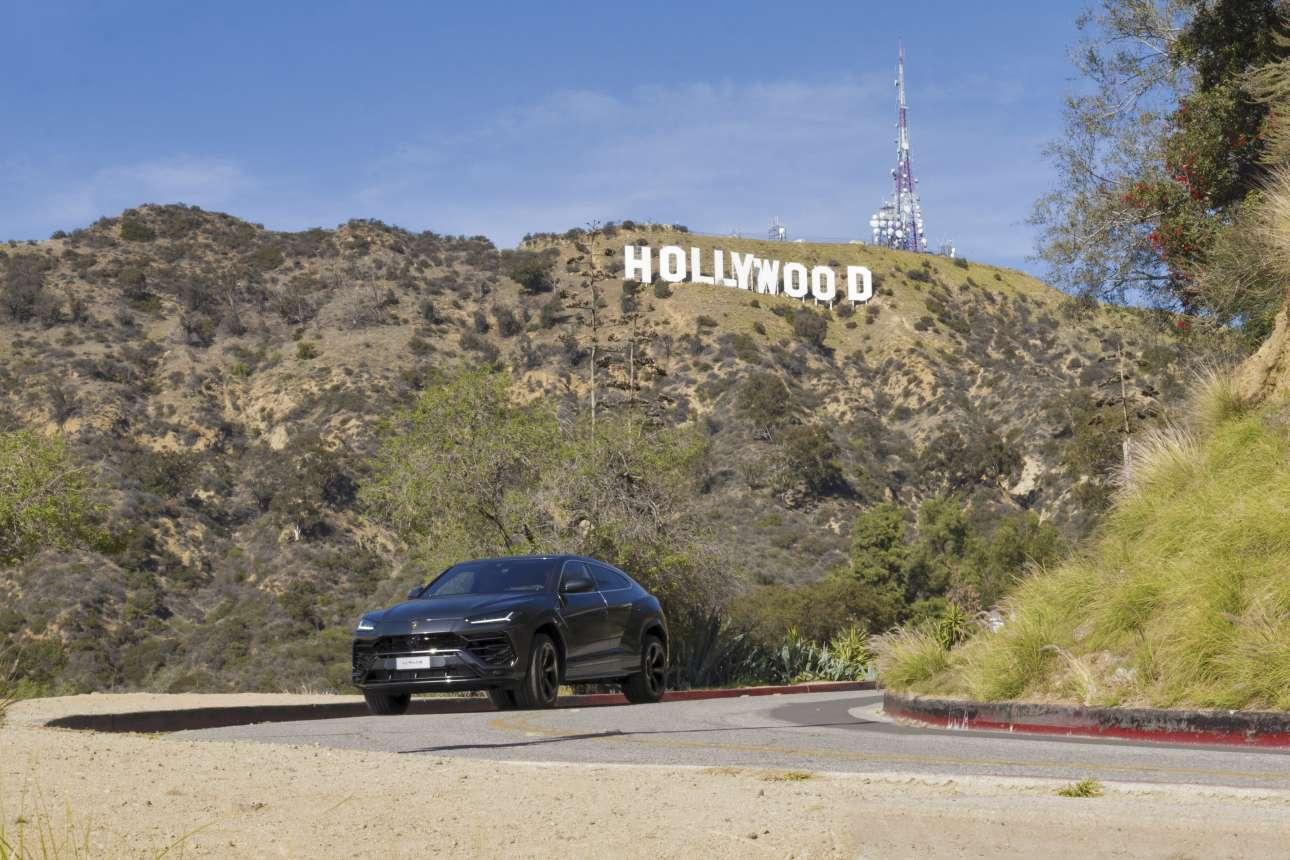 Μια σταρ στο Χόλιγουντ