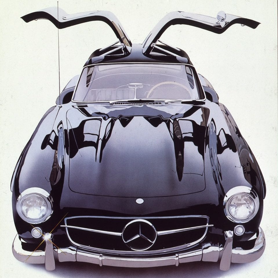 Mercedes-Benz 300SL Coupé. Ο «Γλάρος»...