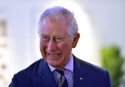 epa06657454 Britain's Prince Charles, Prince of Wales smiles during a community reception at the Royal Flying Doctors Service Tourist Facility in Darwin, Northen Territory, Australia, 09 April 2018. The Prince of Wales is on a seven-day tour of Australia, visiting Queensland and the Northern Territory.  EPA/MICK TSIKAS  AUSTRALIA AND NEW ZEALAND OUT