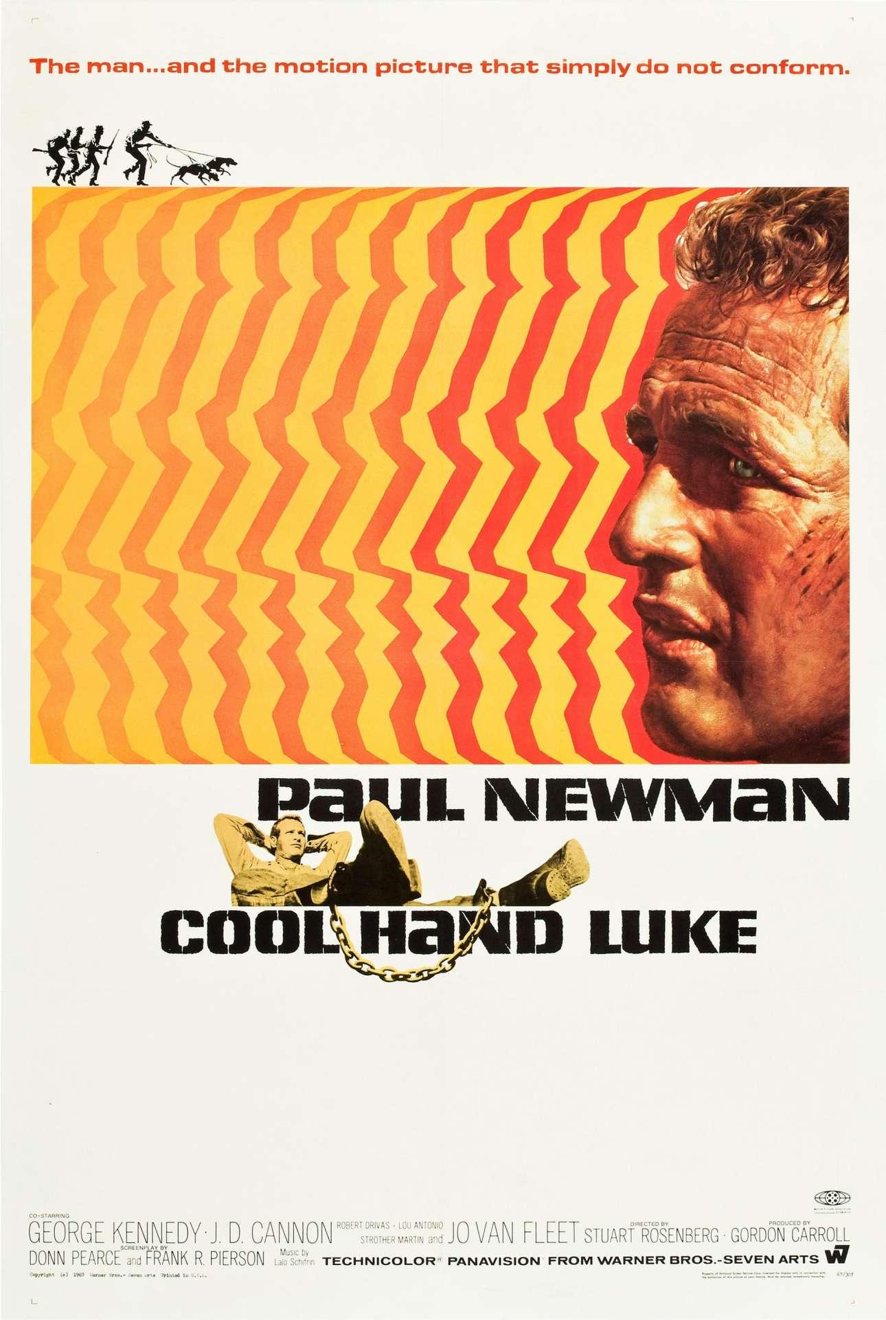 «Cool Hand Luke», 1967. «Οι εικονογραφήσεις αφισών έχουν τελειώσει. Τώρα χρησιμοποιούν μόνο ψηφιακές φωτογραφίες. Οποιος μπορεί να χρησιμοποιήσει έναν υπολογιστή πιστεύει ότι μπορεί να το κάνει. Η γνώση του υπολογιστή είναι πολύ διαφορετική από το να είσαι καλλιτέχνης ή καλλιτεχνικός διευθυντής ή μακετίστας»
