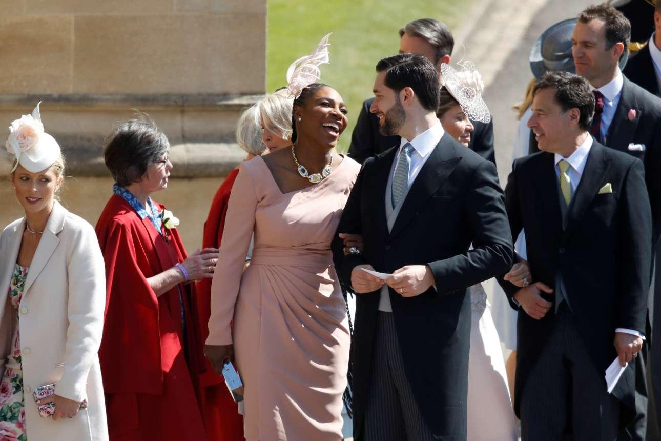 Η «βασίλισσα» του τέννις, Σερένα Γουίλιαμς δείχνει να το διασκεδάζει