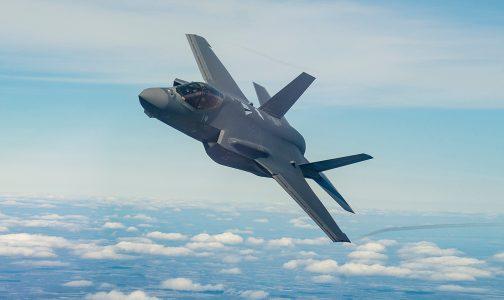 F-35A_LoLockheed Martin