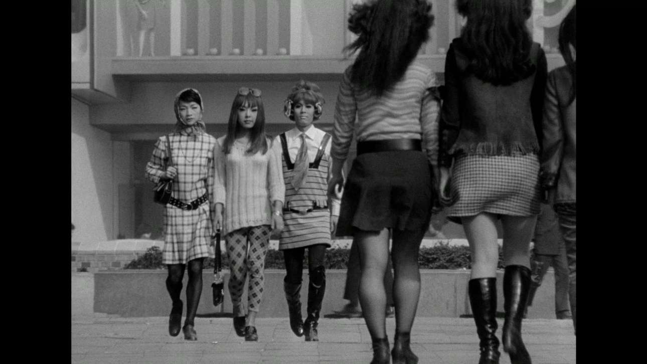 Funeral Parade of Roses (1969) - Japan