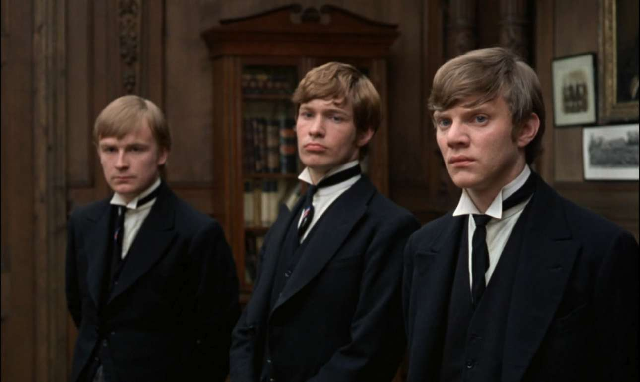 If... (1968) with Malcolm McDowell