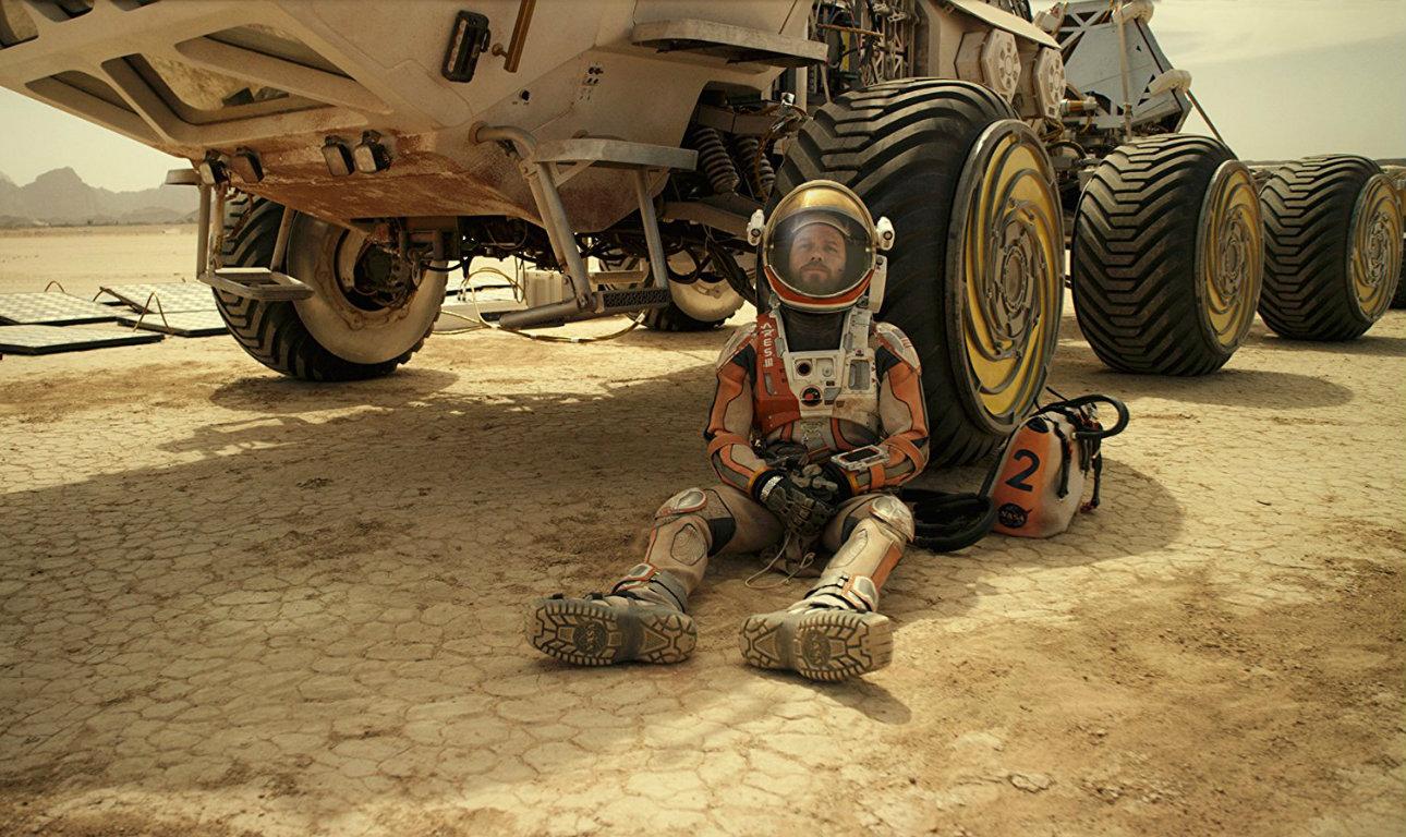 Mat-Daimon-Martian