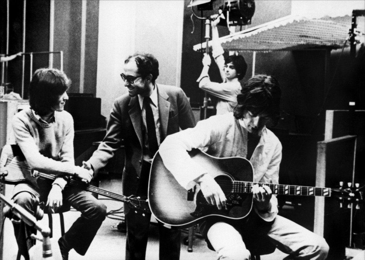 One plus one - Godard Rolling Stones