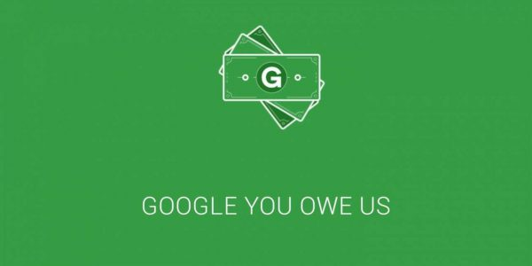 google-you-owe-us