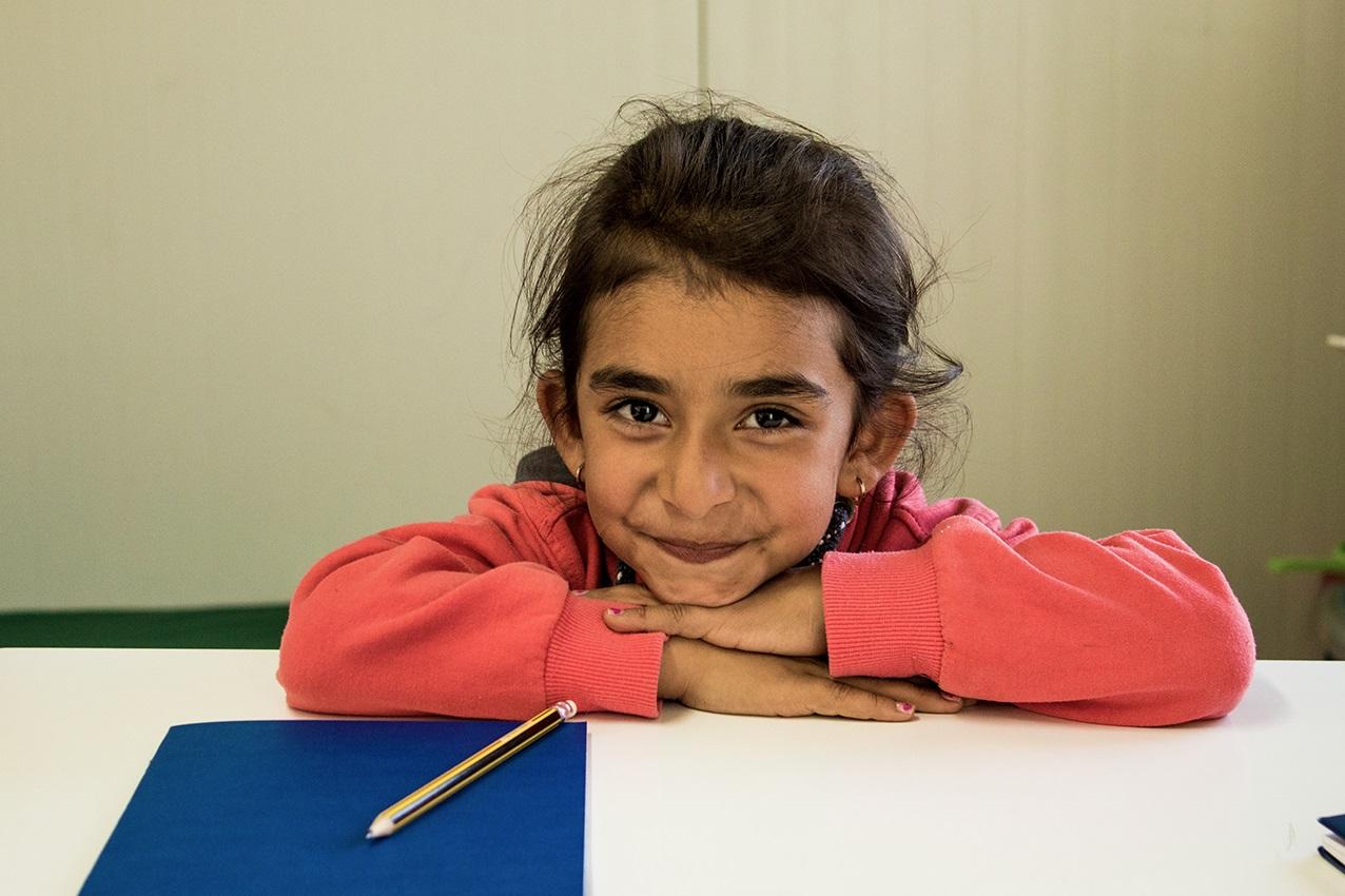 Αλλη μια ψυχούλα σε καρέ του Μουσταφά - ανάμεσα στα 3.500 ασυνόδευτα παιδιά στην Ελλάδα