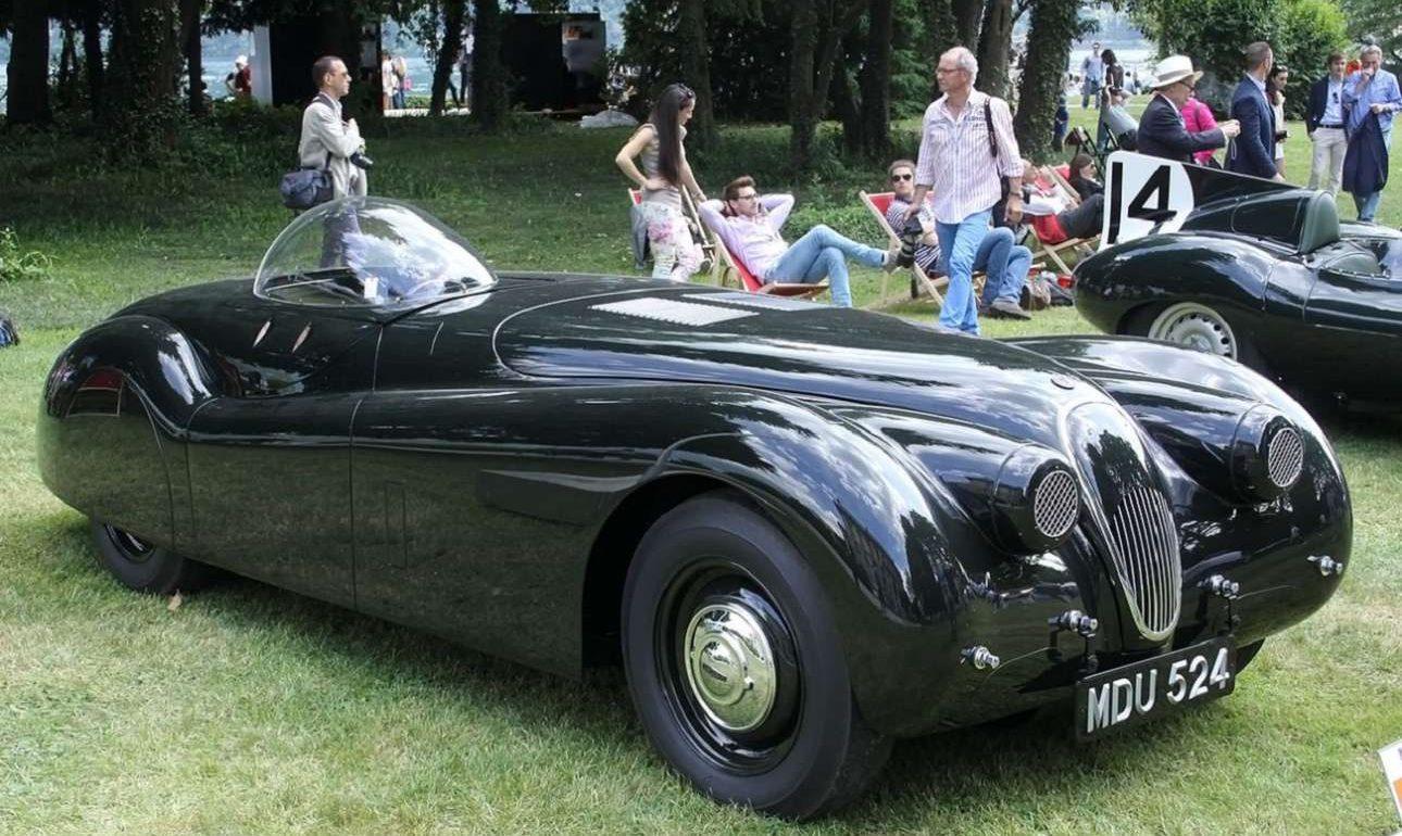 Jaguar_XK120_MDU_524_-_Villa_d'Este_2014_-_(14449059389)