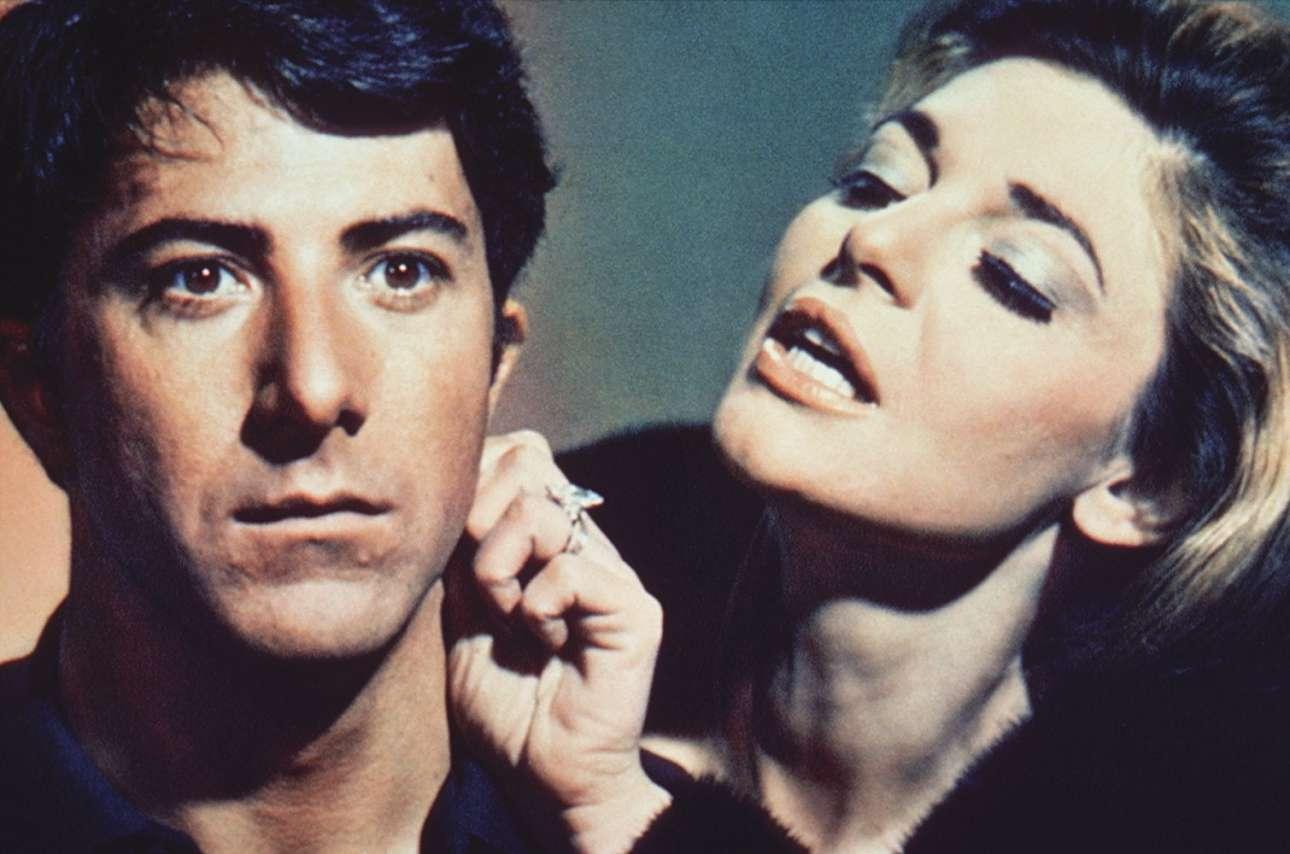 Το όνειρο κάθε εφήβου... η θρυλική κυρία Ρόμπινσον (Αν Μπάνκροφτ) στην ταινία «Ο πρωτάρης», 1967