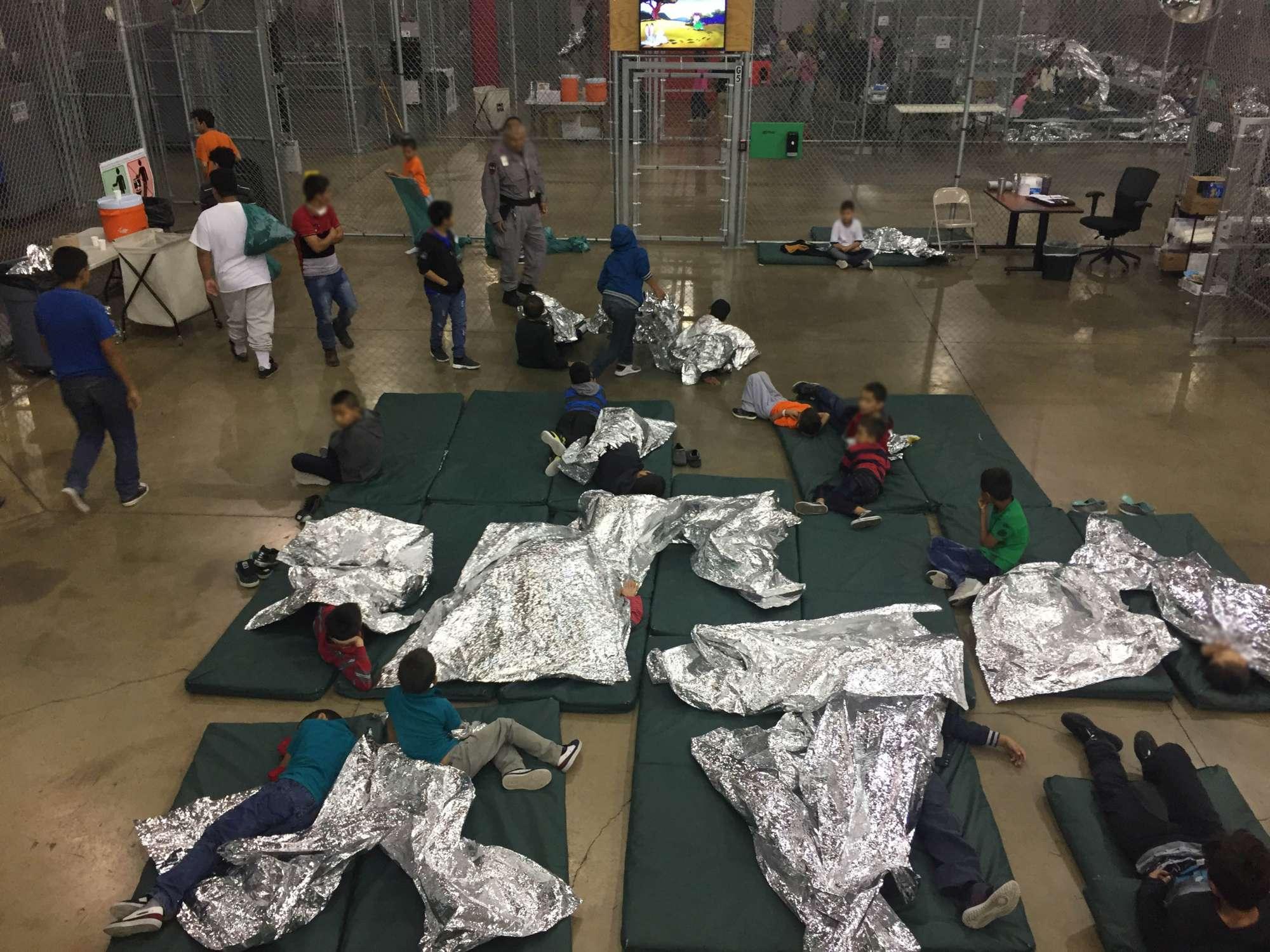 CBP Handout via REUTERS