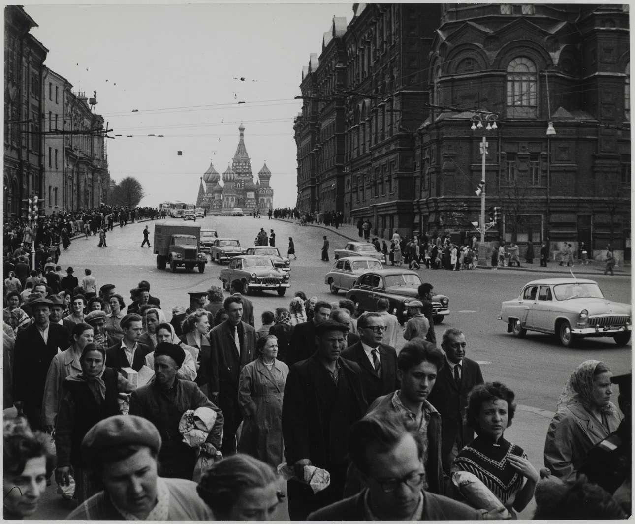 Η Μόσχα το 1961