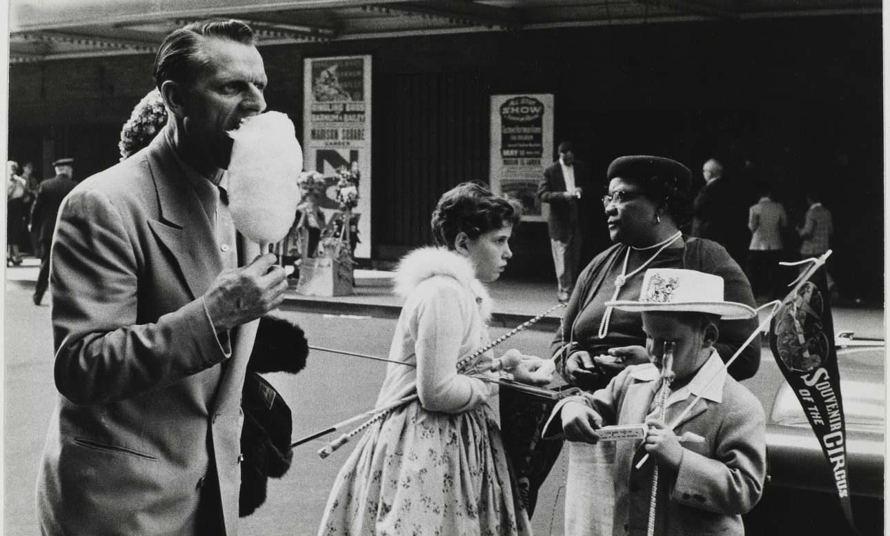 Στους δρόμους της Νέας Υόρκης, το 1955