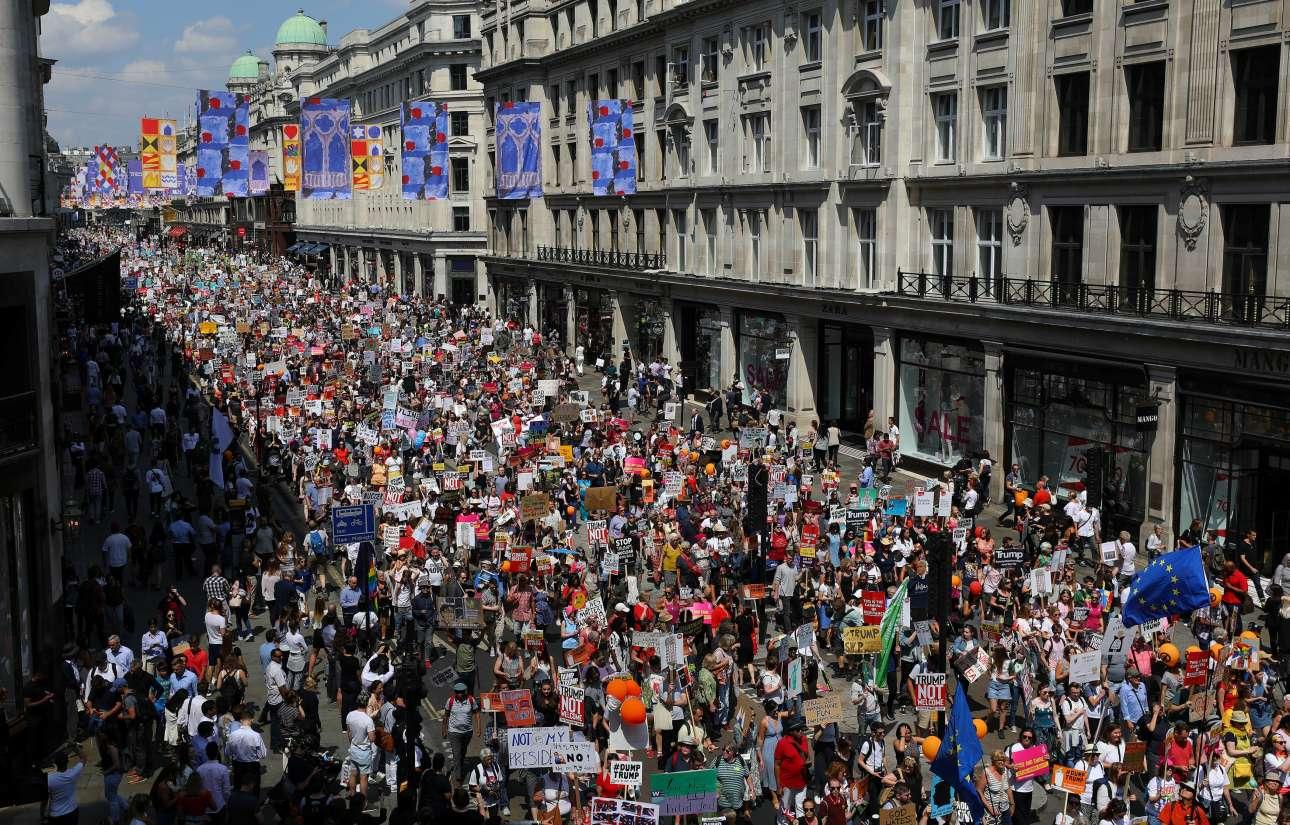 Ισως ο αριθμός των 250.000 διαδηλωτών, τελικά, να είναι πολύ μεγαλύτερος (REUTERS/Simon Dawson)
