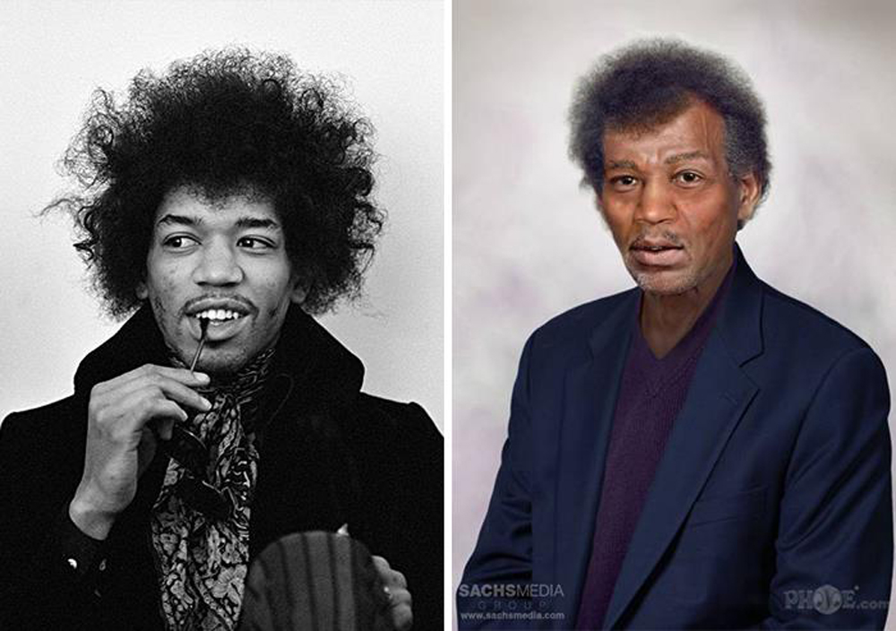 Τζίμι Χεντριξ. Κι αυτός μέλος του δυσοίωνου «Κλαμπ των 27άρηδων», των μουσικών δηλαδή που αποχαιρέτησαν τα εγκόσμια στην ηλικία των 27 ετών, ο διάσημος κιθαρίστας σήμερα θα ήταν 75 ετών
